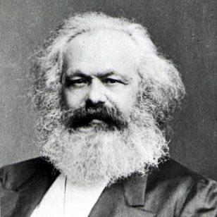 karl-marx-retrato