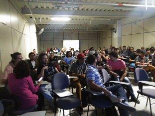 Palestra Professor Celso Carvalho