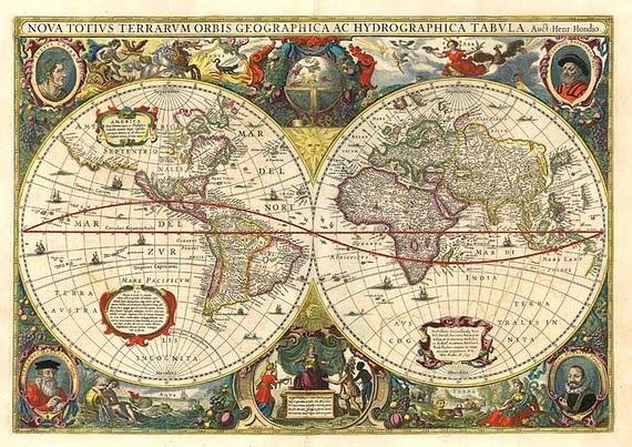 mapa-mundi-antigo