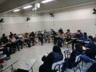 Reunião PIBID - Foto Arakin Monteiro